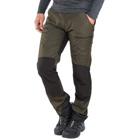 Pinewood M's Caribou TC Pants Moos Green/Black
